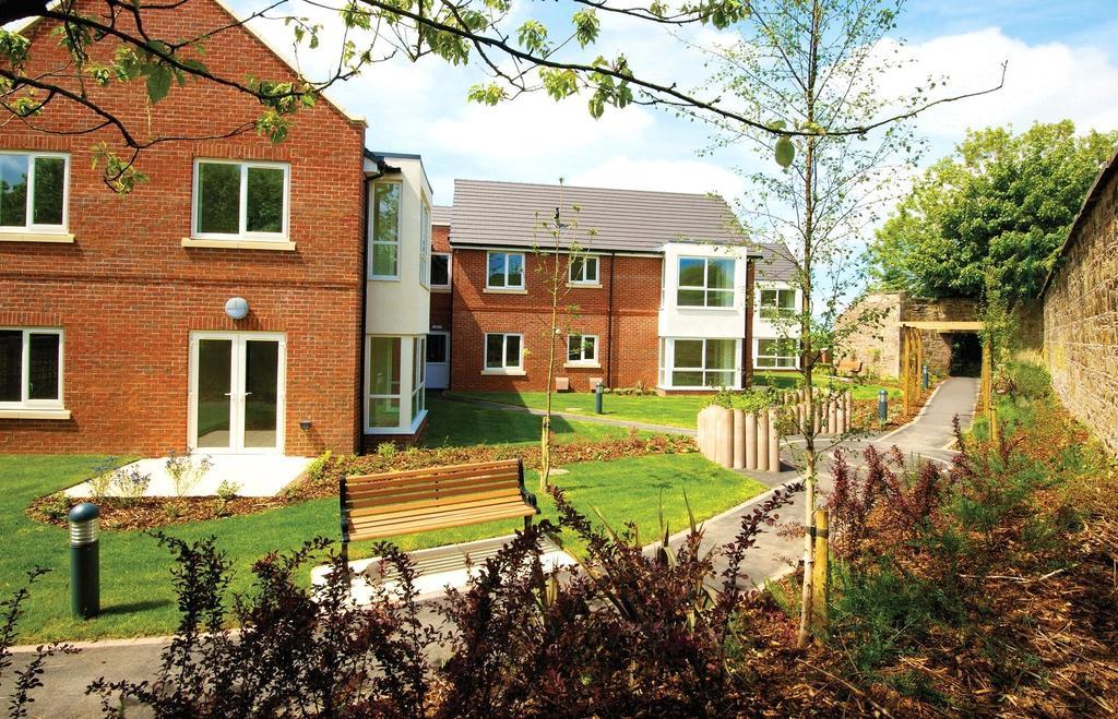2 Bedrooms Retirement Property for sale in Apt 14 Woodcock House, Larmenier Village, Blackburn, Lancashire, BB2