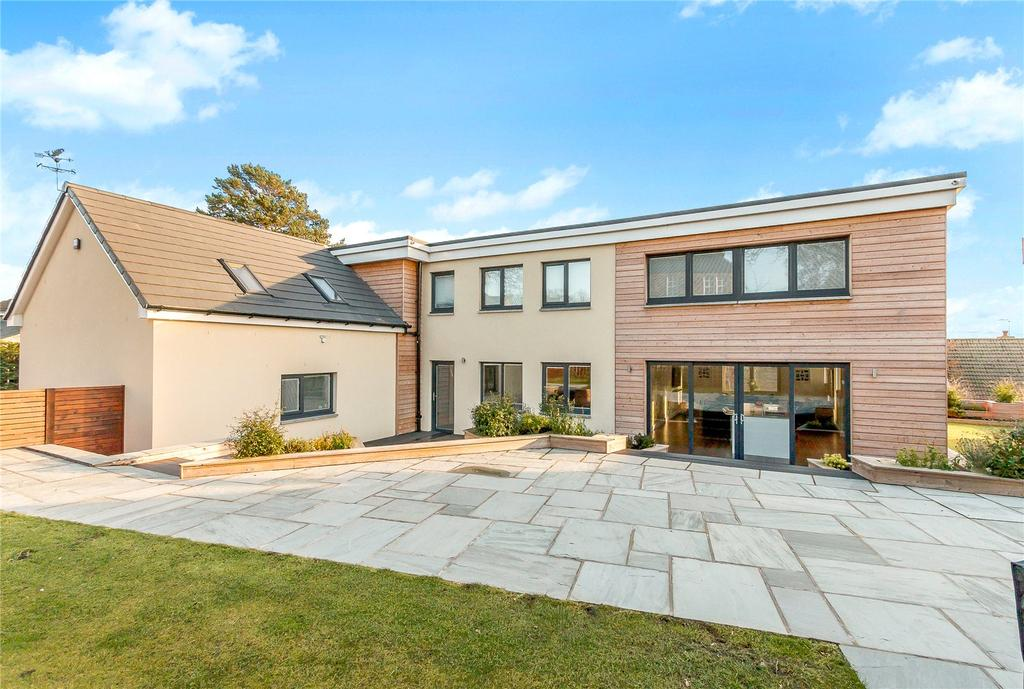 5 Bedrooms Detached House for sale in Station Avenue, Haddington, East Lothian