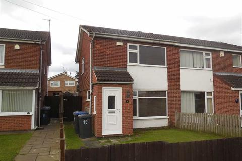2 bedroom semi-detached house for sale - Lochmore Drive, Hinckley
