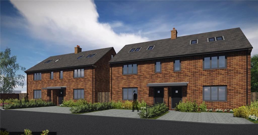 4 Bedrooms Semi Detached House for sale in Ashwell Street, Ashwell, Baldock, Herts