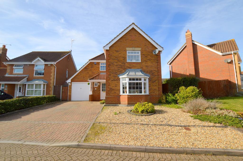 4 Bedrooms Detached House for sale in Gatehill Gardens, Luton, LU3 4EZ