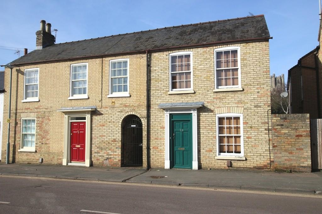 2 Bedrooms Semi Detached House for sale in Broad Street, Ely