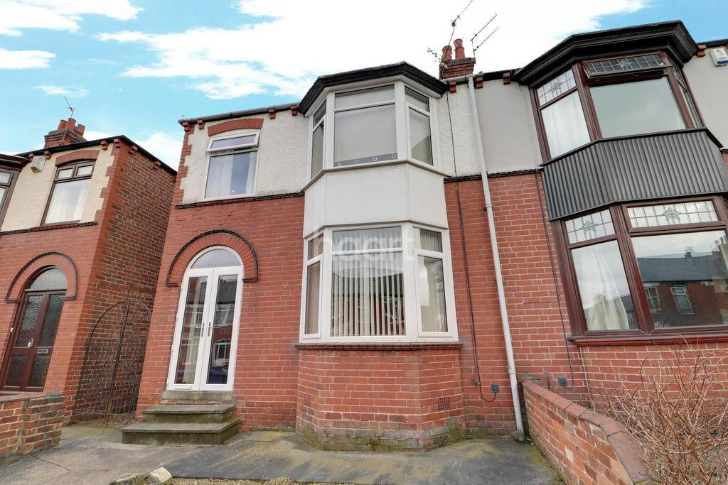 3 Bedrooms Semi Detached House for sale in Ferrers Road, Wheatley, Doncaster