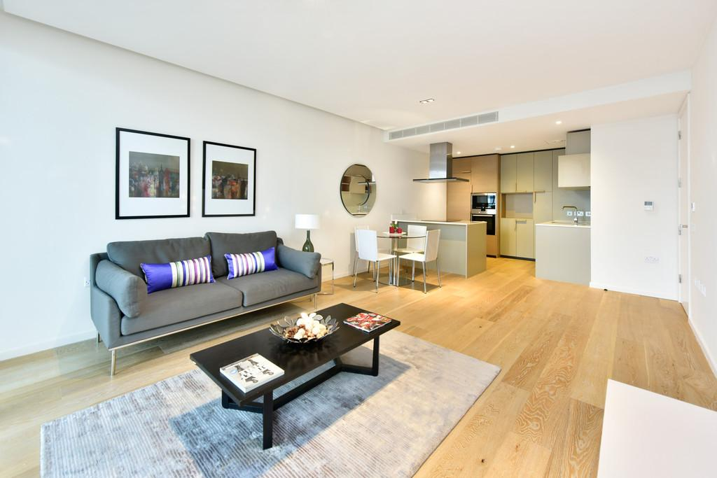 2 Bedrooms Apartment Flat for rent in The Arthouse, York Ways, N1C 4AS