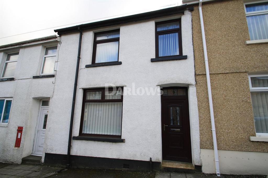 3 Bedrooms Terraced House for sale in Bridge Street, Ebbw Vale, Gwent