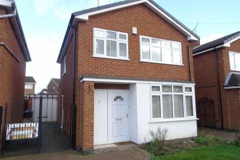 3 bedroom detached house for sale - Brechin Close, Hinckley