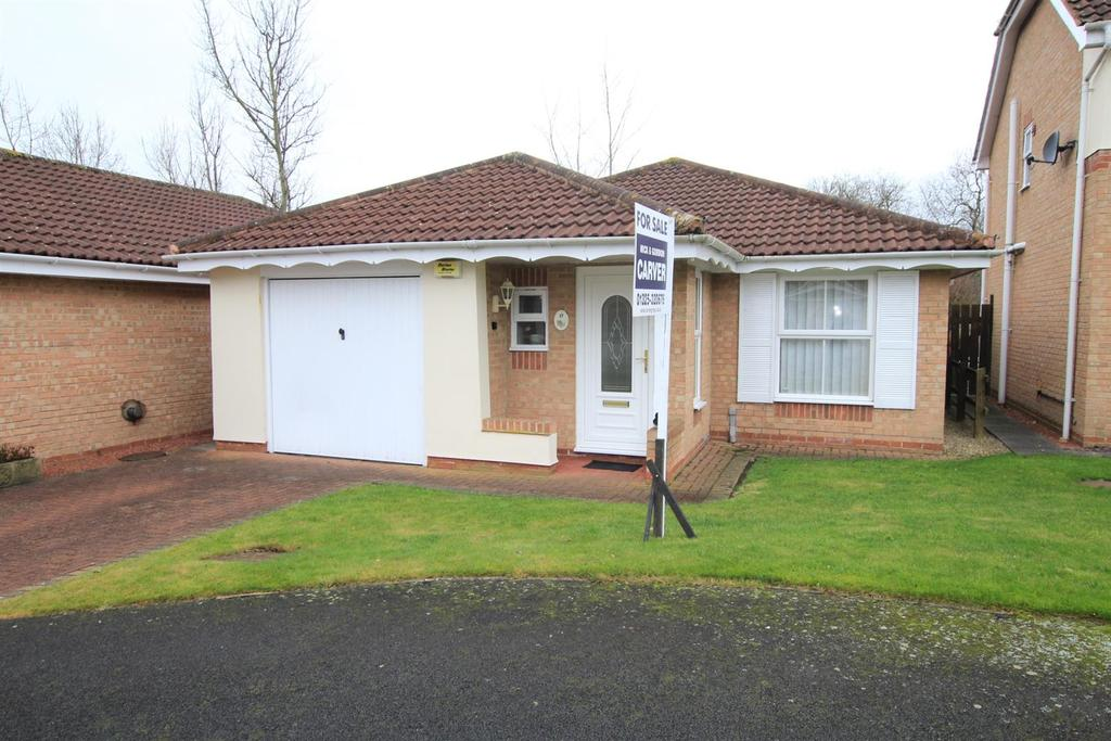 2 Bedrooms Detached Bungalow for sale in Cheltenham Way, Woodham, Newton Aycliffe