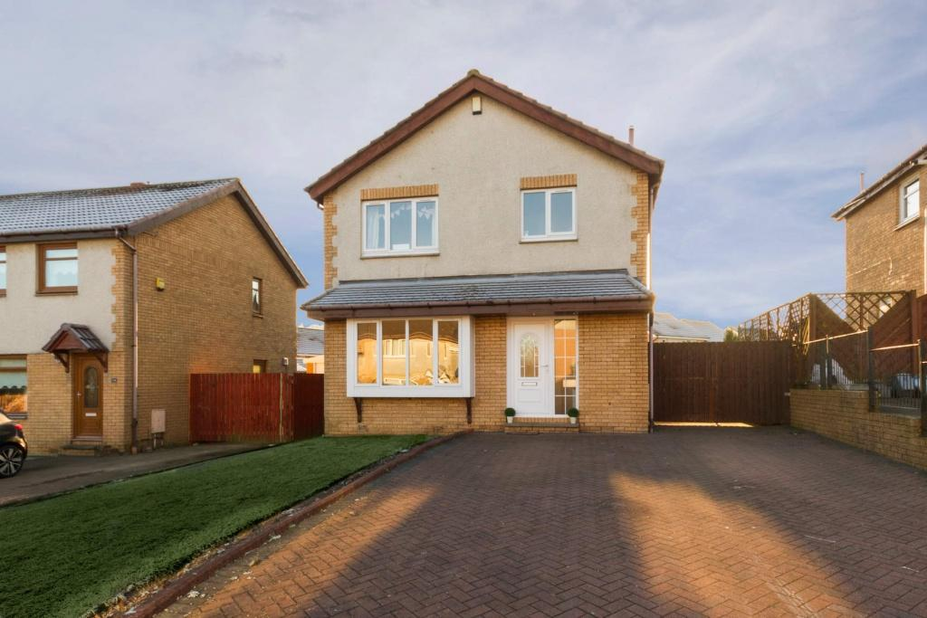 3 Bedrooms Detached Villa House for sale in 32 Barberry Avenue, Darnley, G53 7YP