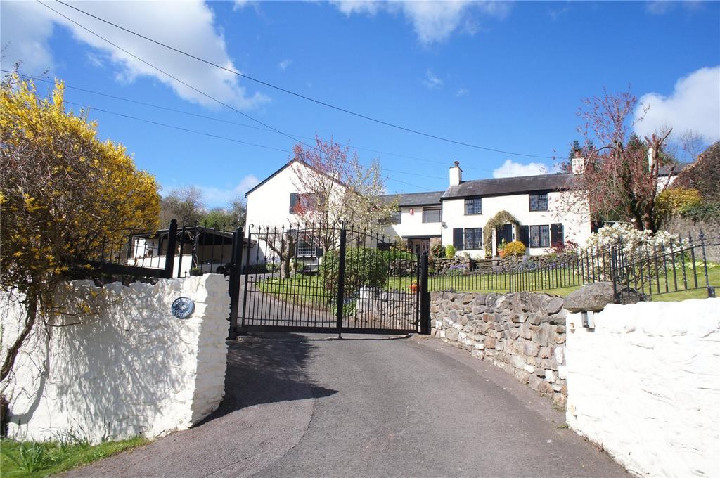 6 Bedrooms Detached House for sale in Church Road, Pentyrch, Cardiff, CF15