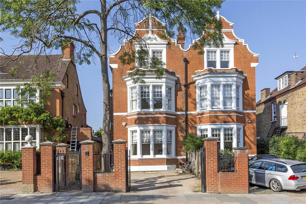 6 Bedrooms Semi Detached House for sale in Kings Road, Richmond, Surrey, TW10
