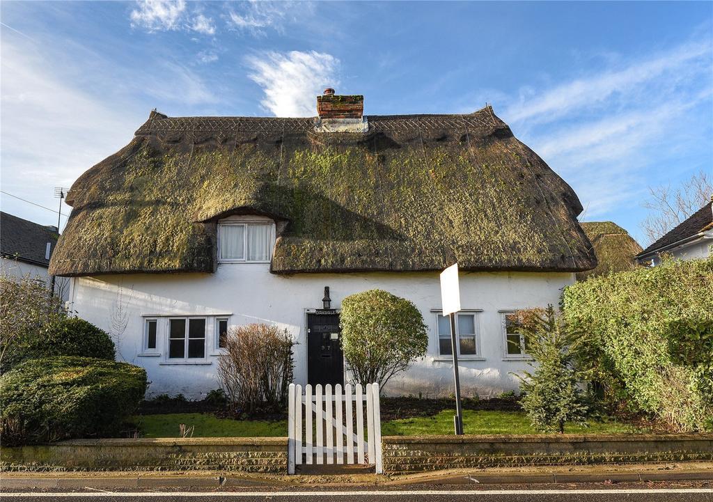 4 Bedrooms Unique Property for sale in The Street, Manuden, Bishop's Stortford, Hertfordshire, CM23