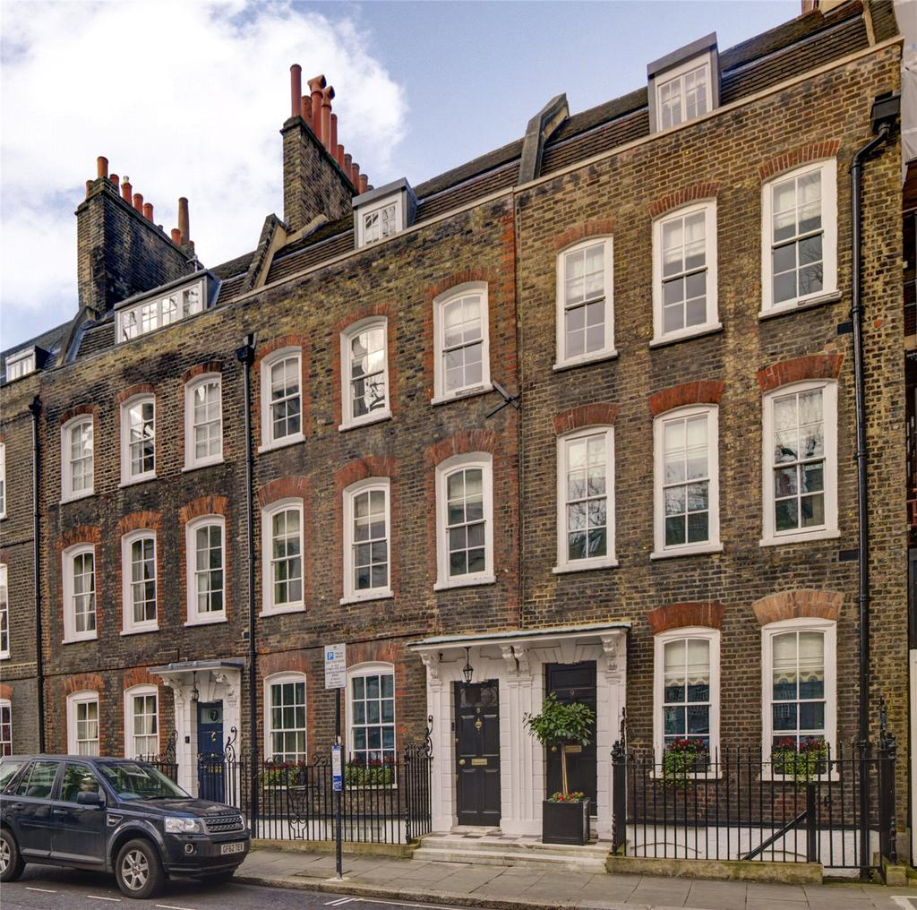 6 Bedrooms Terraced House for sale in Smith Square, Westminster, London, SW1P