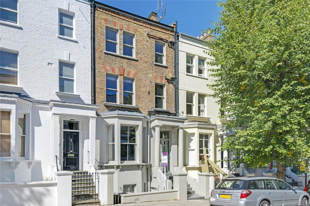 5 Bedrooms Terraced House for sale in Ainger Road, Primrose Hill, London, NW3