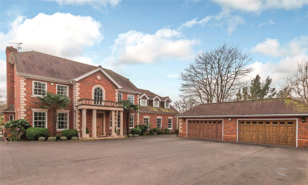 6 Bedrooms Detached House for sale in Tilehouse Lane, Denham, Uxbridge, Buckinghamshire, UB9