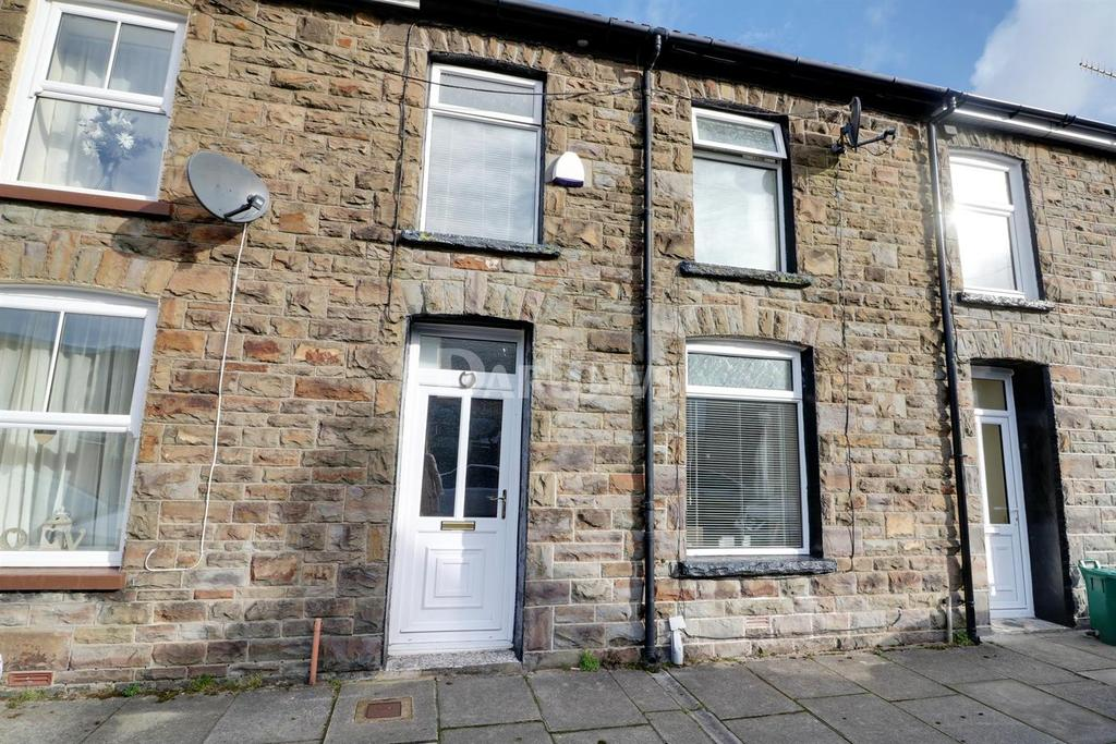 3 Bedrooms Terraced House for sale in Ystrad Terrace, Gelli