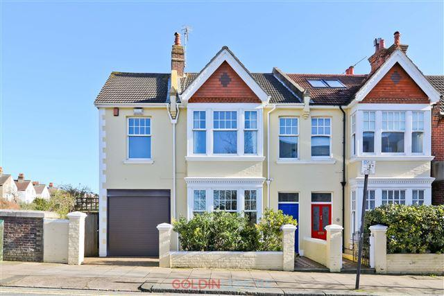 5 Bedrooms Semi Detached House for sale in Montefiore Road, Hove