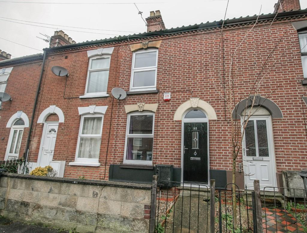 3 Bedrooms Terraced House for sale in Silver Street, Norwich