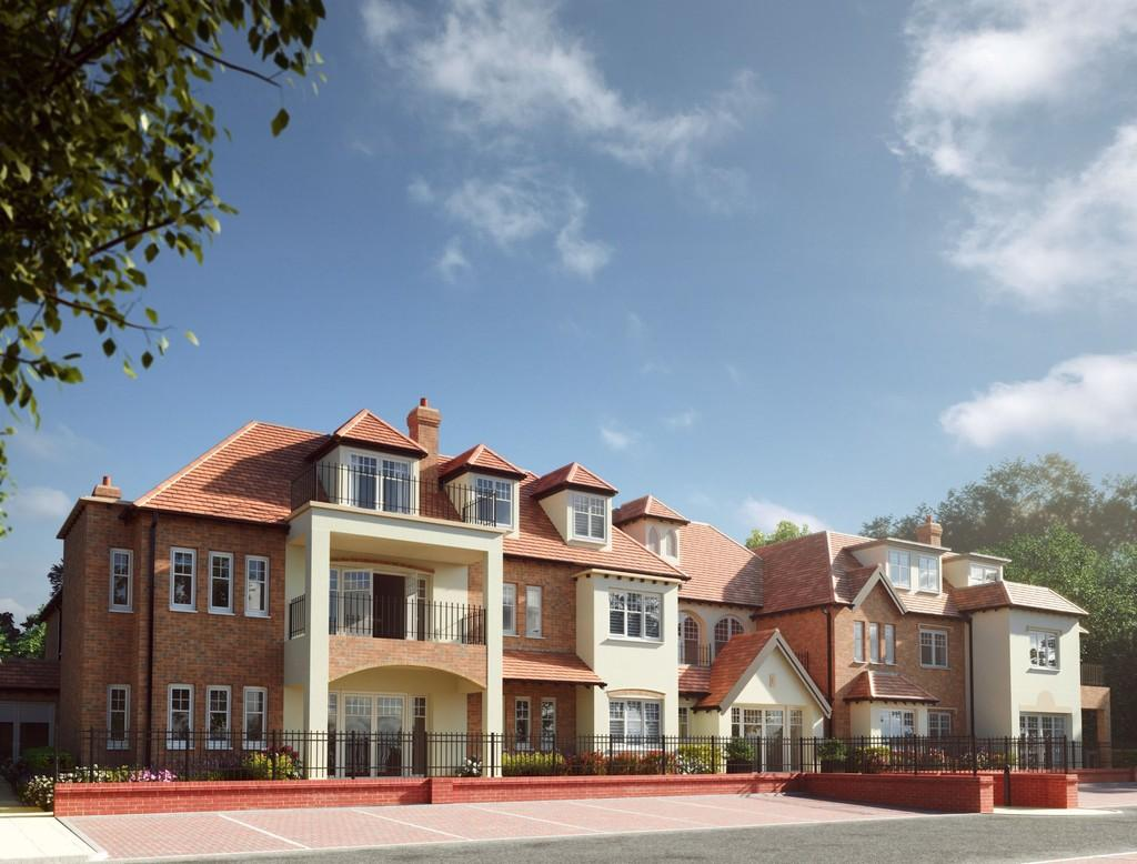 2 Bedrooms Apartment Flat for sale in Orchard Gate, Banbury Road, Stratford-Upon-Avon