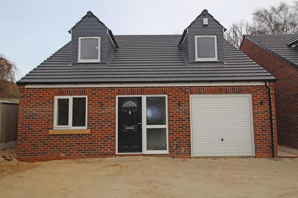 4 Bedrooms Detached House for sale in 4 Cowper Rise, Worksop