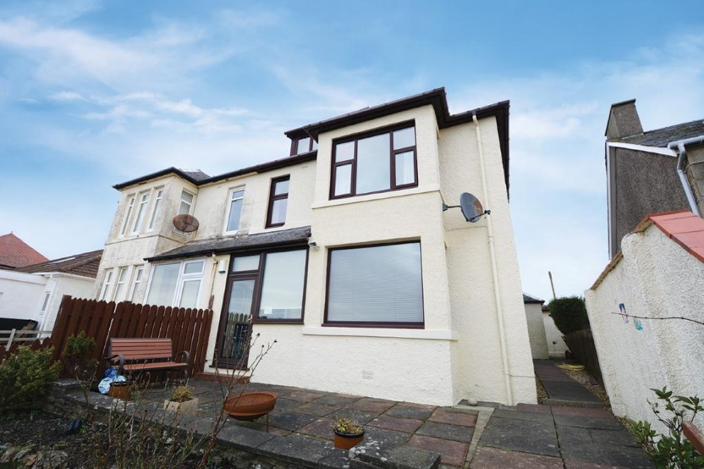 4 Bedrooms Semi-detached Villa House for sale in 19 Fullerton Drive, Seamill, West Kilbride, KA23 9HS