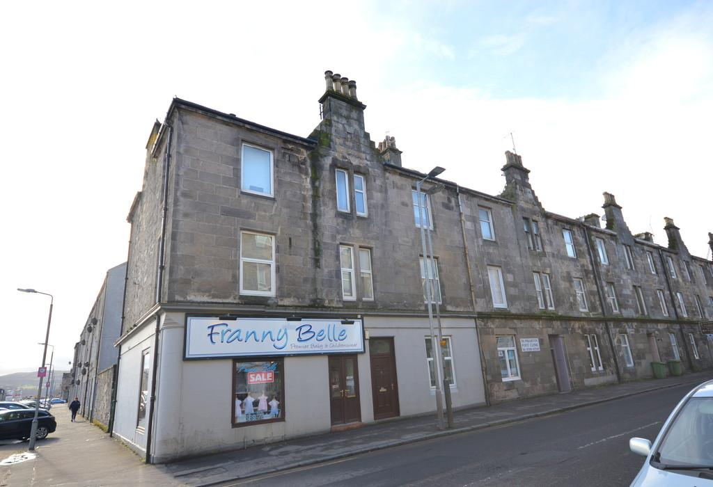 2 Bedrooms Flat for sale in Bruce Street, Dumbarton G82 1HX
