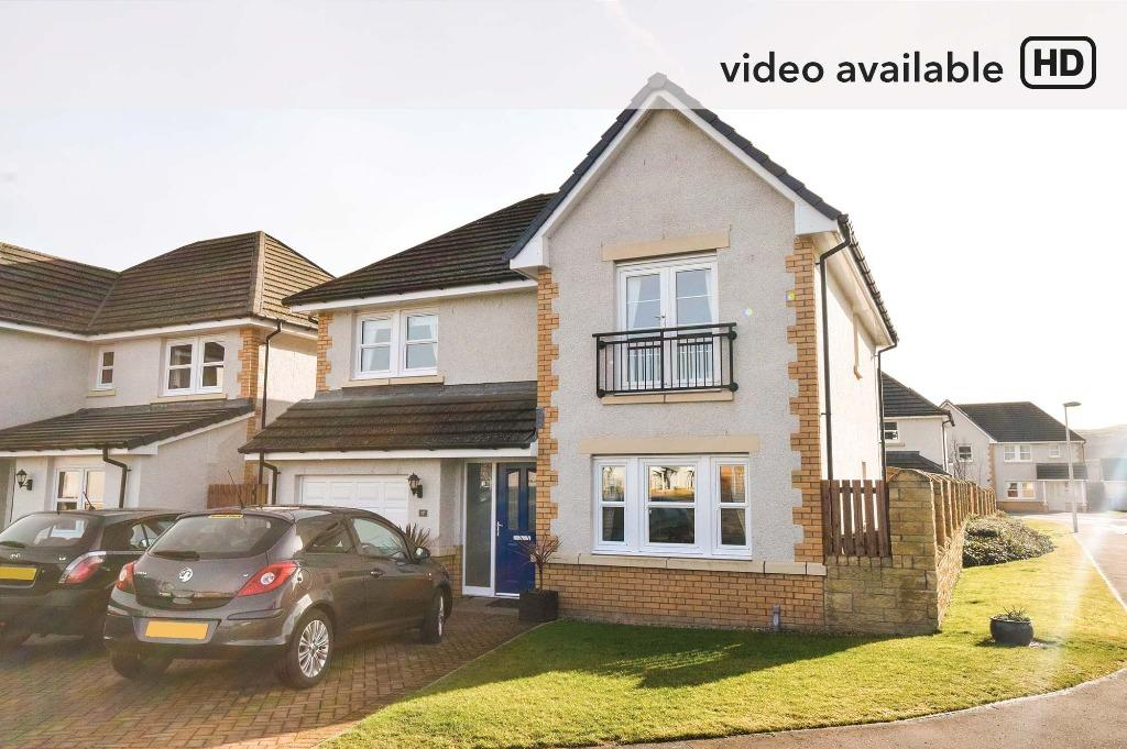 4 Bedrooms Detached House for sale in Poplar Avenue, Bridge of Earn, Perthshire, PH2 9FJ
