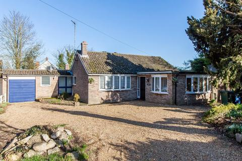 3 bedroom detached bungalow for sale - Highfield Bank, Ickleton Road, Duxford