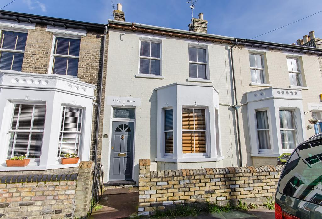 3 Bedrooms Terraced House for sale in Priory Road, Cambridge