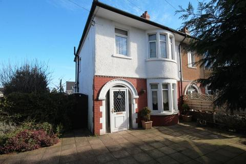3 bedroom semi-detached house for sale - Manor Way, Whitchurch