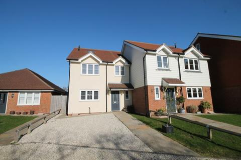 4 bedroom semi-detached house for sale - Magnolia Court, Henfield Road, Albourne, West Sussex,