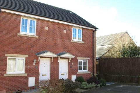 2 bedroom semi-detached house to rent - Clos Y Cudyll Coch Bridgend CF31 5FW