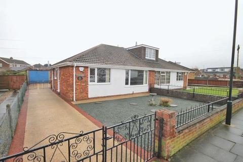 3 bedroom semi-detached bungalow for sale - SWABY DRIVE, CLEETHORPES