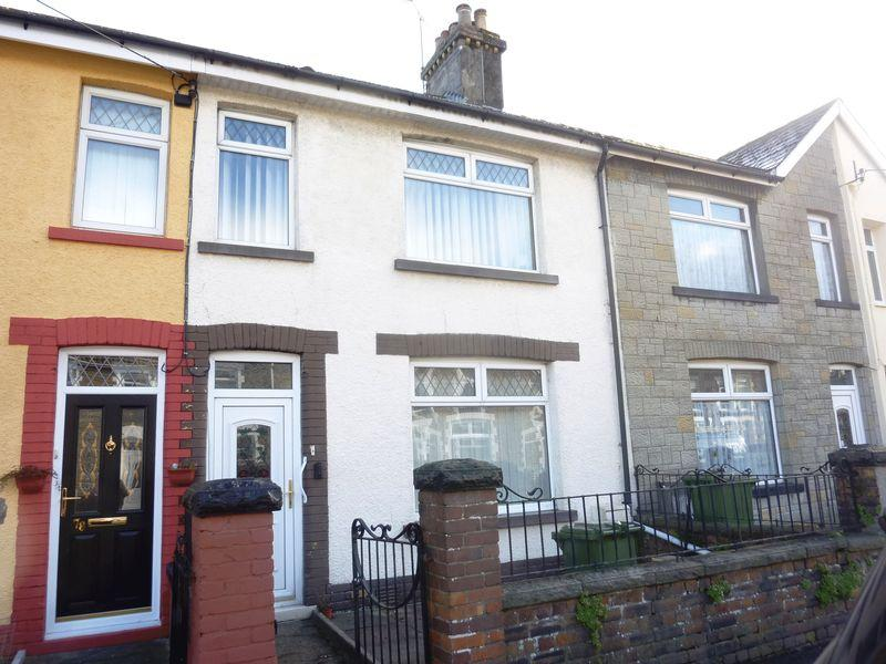 3 Bedrooms Terraced House for sale in Commercial Street,BEDDAU CF38 2DD