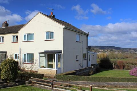 3 bedroom end of terrace house for sale - Holcombe Vale, Bathampton
