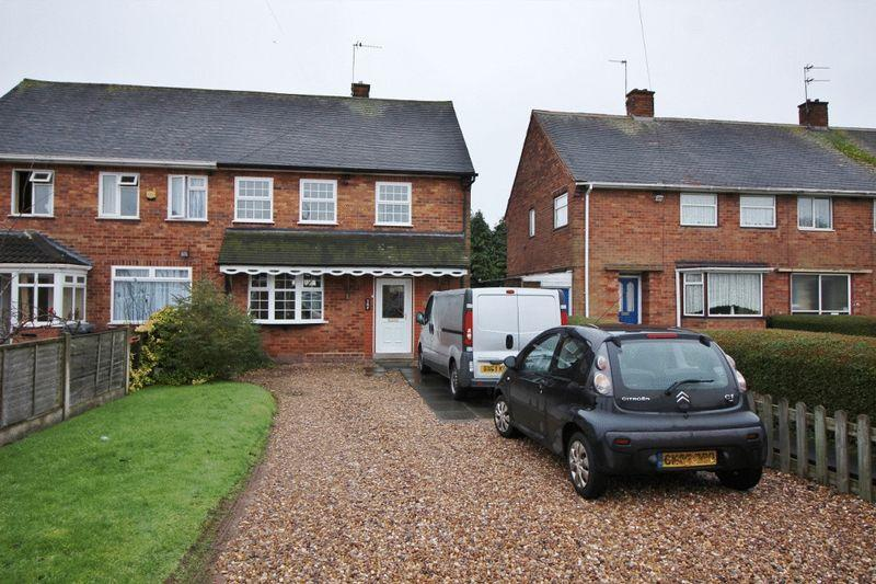 3 Bedrooms Semi Detached House for sale in Winchester Road, Wolverhampton