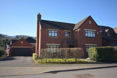4 bedroom detached house for sale - Brook Vale, Bridgend