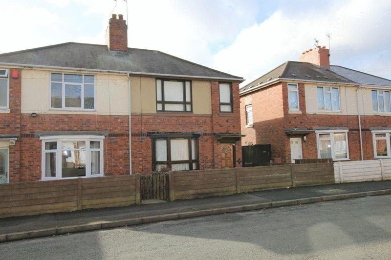 2 Bedrooms Semi Detached House for sale in Lawley Road, Bilston
