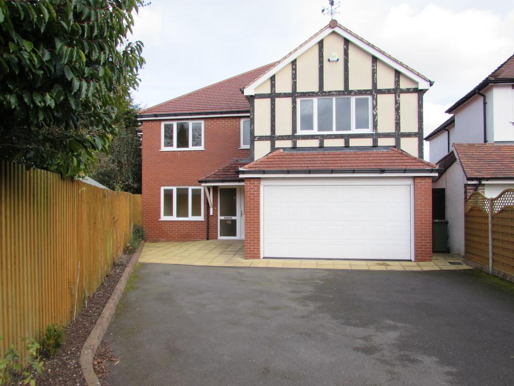 4 Bedrooms Detached House for sale in Marsham Court Road, Solihull