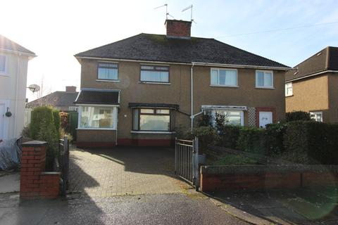3 bedroom semi-detached house for sale - Heol Gwent, Heath, Cardiff