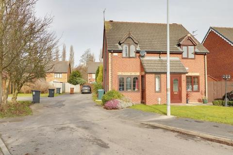 2 bedroom semi-detached house to rent - Fuchsia Drive, Summergroves Way