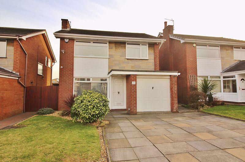 3 Bedrooms Detached House for sale in Pershore Grove, Ainsdale