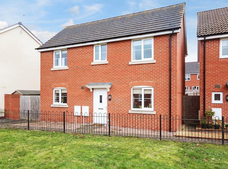 3 Bedrooms Detached House for sale in Poppy Walk, Hereford