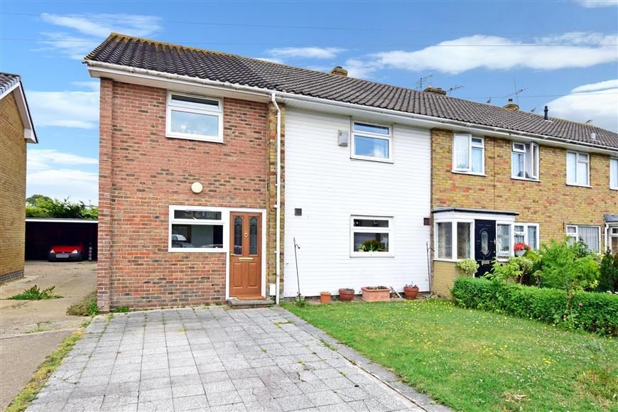 4 Bedrooms End Of Terrace House for sale in Bellview Road, Worthing, West Sussex