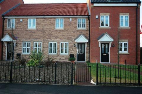 3 bedroom terraced house to rent - 87 Poolsbrook Park, Kingswood
