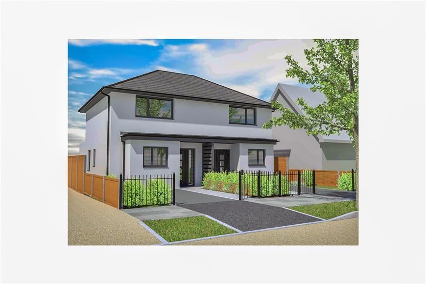 2 Bedrooms Semi Detached House for sale in Tushmore Avenue, Northgate, Crawley, West Sussex