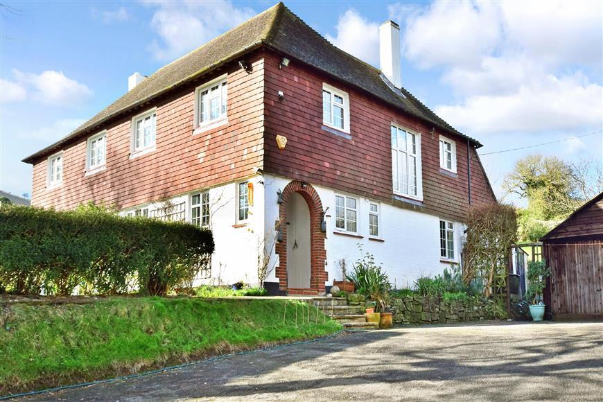 5 Bedrooms Detached House for sale in Church Lane, Kingston, Lewes, East Sussex