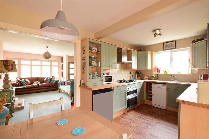3 Bedrooms End Of Terrace House for sale in Newfield Road, Liss, Hampshire