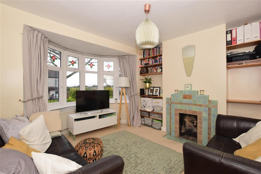 3 Bedrooms Semi Detached House for sale in Benhill Road, Sutton, Surrey