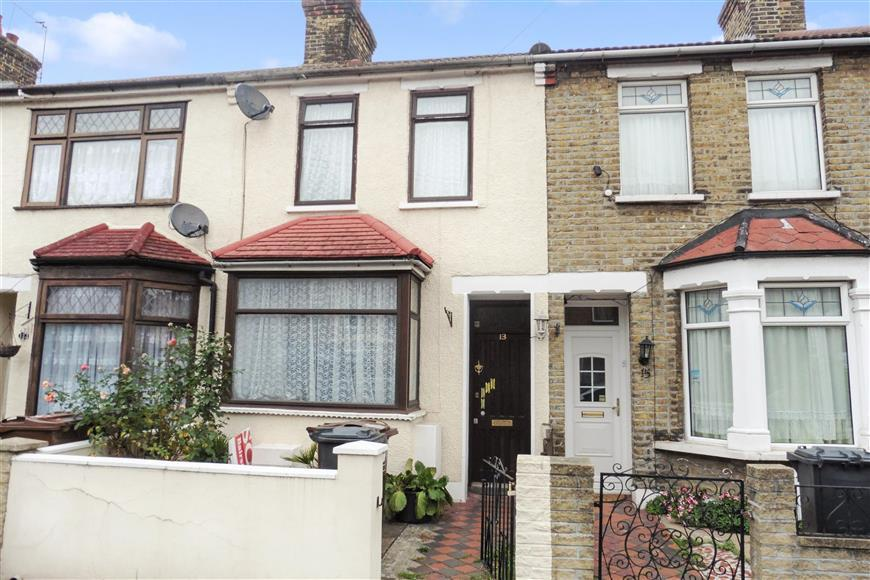 2 Bedrooms Terraced House for sale in Sparsholt Road, Barking, Essex