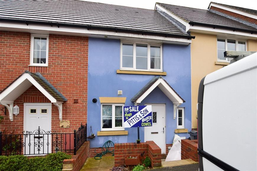 2 Bedrooms Terraced House for sale in Captains Parade, East Cowes, Isle of Wight
